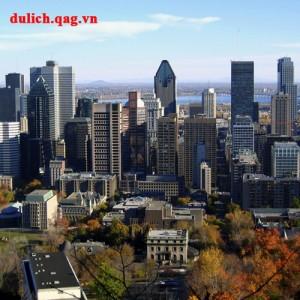 Tour du lịch khám phá Canada  11 ngày 10 đêm