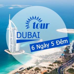 TRUNG ĐÔNG HUYỀN BÍ: DUBAI - ABU DHABI SHARJAH