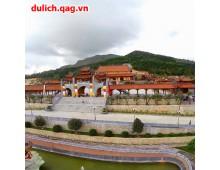 Tour HN – Đền Cửa Ông – chùa Cái Bầu – Cô Bé Cửa Suốt – Chùa Ba Vàng 2 ngày