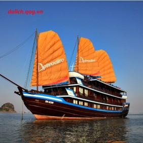 Tour du lịch Hà Nội - Du Thuyền Hạ Long 2 Ngày 1 đêm