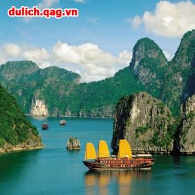 Tour du lịch Hà Nội – Hạ Long 1 ngày