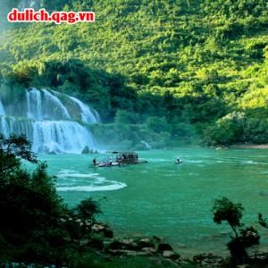Tour du lịch Hồ Ba Bể - Thác Bản Giốc – Hang Pác Bó 3 ngày 2 đêm