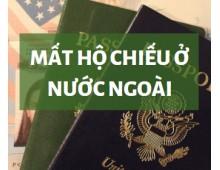 Điều cần làm khi mất hộ chiếu ở nước ngoài