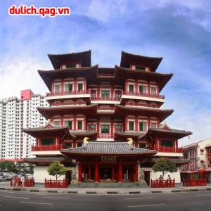 Tour du lịch Hà Nội - Singapore - Malaysia 7 ngày 6 đêm