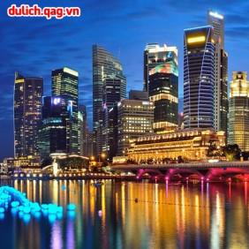 Tour du lịch Singapore 4 ngày 3 đêm khởi hành 10,24 /3