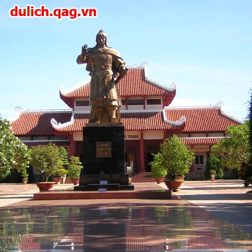 Tour du lịch Bình Định – Phú Yên – Nha Trang 5 ngày 4 đêm