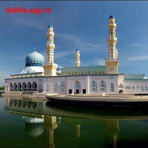 Tour du lịch Hà Nội - Brunei 4 ngày 3 đêm