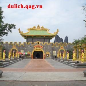 Tour du lịch Hà Nội-Sài Gòn-Côn Đảo-Vũng Tàu-Đại Nam-Củ Chi 7 ngày 6 đêm