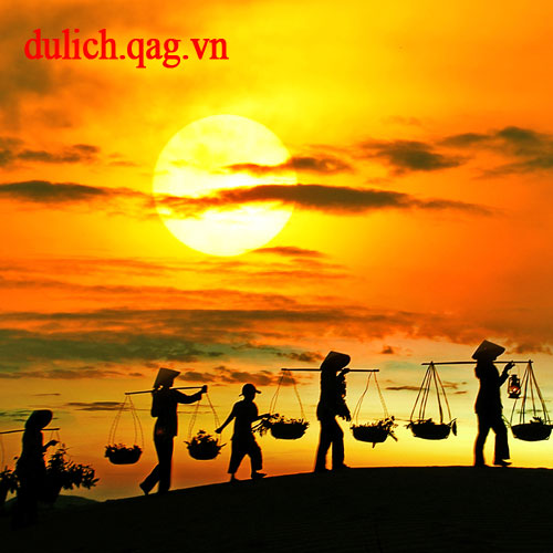 Tour du lịch Hà Nội – Sài Gòn – Phan Thiết – Hòn Rơm 4 ngày 3 đêm