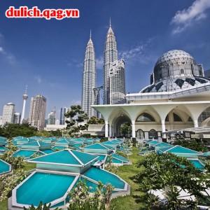 Tour du lịch Hà Nội - Singapore - malaysia - Hà Nội 6 ngày