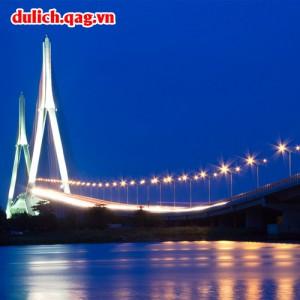 Tour du lịch Hà Nội – Cần Thơ – Phú Quốc 5 ngày 4 đêm