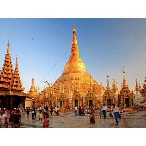 MYANMAR: YANGON - KYAIKHTIYO - BAGO - YANGON 4 NGÀY 3 ĐÊM