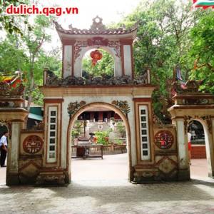 Tour du lịch đền Ông Hoàng Mười 2 ngày 1 đêm
