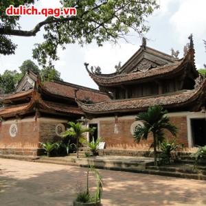 Tour du lịch Hà Nội - Chùa Thầy - Chùa Tây Phương - Chùa Trăm 1 ngày