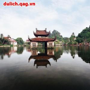 Tour du lịch Hà Nội – Chùa Thầy – Chùa Tây Phương 1 ngày