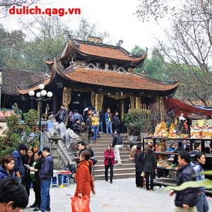 Tour du lịch Đền Bà Chúa Kho - Đền Đô - Phật Tích – Chùa Dâu - Chùa Bút Tháp 1 ngày