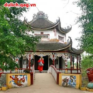Tour du lịch đền Dầm – đền Đại Lộ - Đền Chử Đồng Tử - Bát Tràng 1 ngày