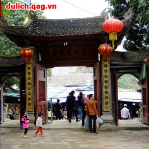 Tour du lịch Hà Nội – Đền Ông Hoàng Bảy - Đền Thượng - Đền Cô Đôi 2 ngày 1 đêm