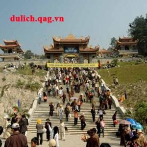 Tour du lịch Hà Nội – chùa Tây Thiên – Thiền Viện Trúc Lâm 1 ngày