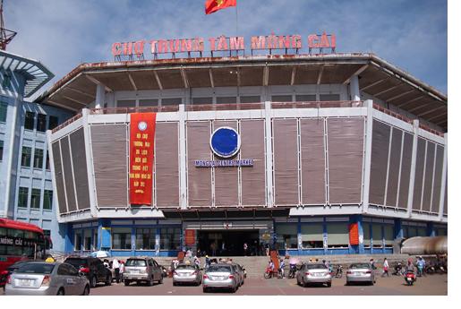 Tour du lịch Hà Nội - Hạ Long - Trà Cổ - Đông Hưng 4 Ngày 3 đêm