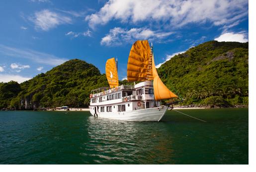 Tour du lịch Hà Nội – Du Thuyền Hạ Long – Cát Bà 3 ngày 2 đêm