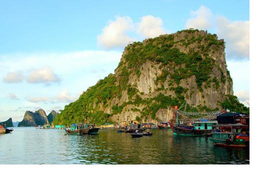 Tour du lịch Hà Nội - Vân Đồn - Vịnh Bái Tử Long 2 Ngày 1 đêm