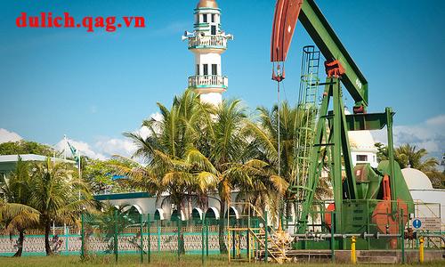 Tour du lịch Brunei – Malaysia 5 ngày 4 đêm