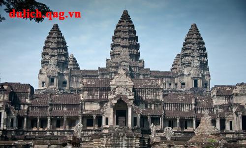 Tour du lịch Campuchia 4 ngày 3 đêm