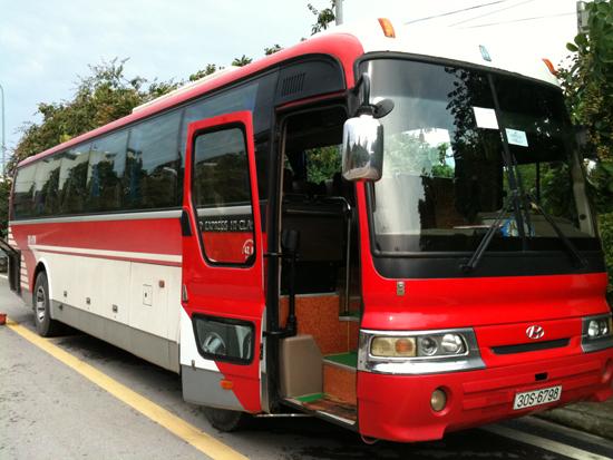 Cho thuê xe du lịch giá rẻ uy tín từ 4 – 7 – 16 – 29 – 35 – 45 chỗ